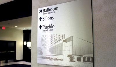 hotel_indoor_sign_phoenix_arizona