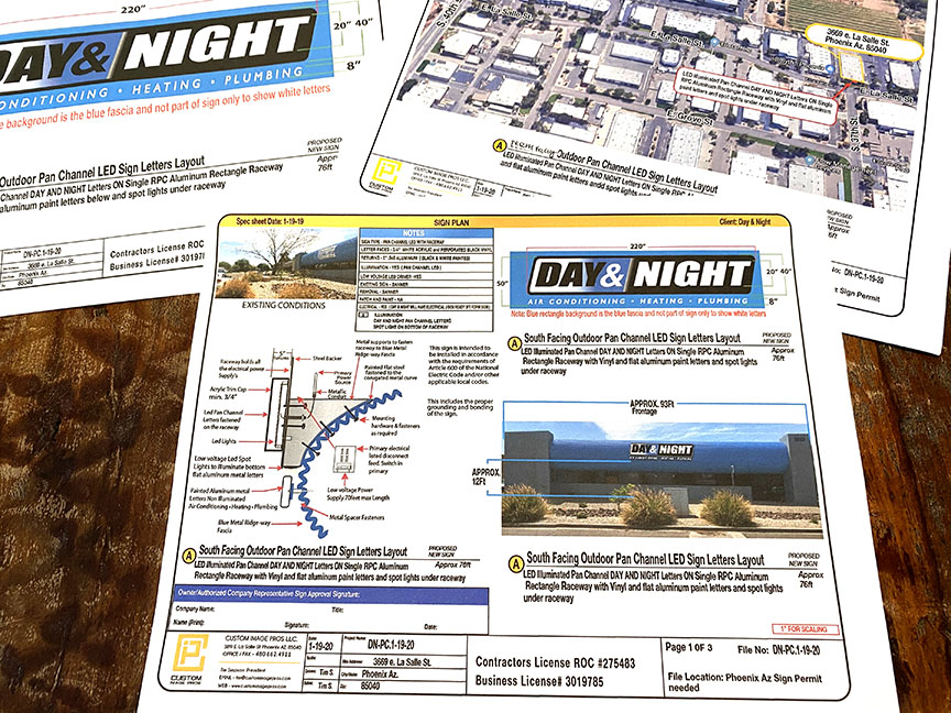 day_and_night_led_sign_permit_plans